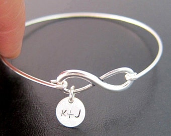 Personalized Girlfriend Gift Idea Christmas Bracelet Jewelry Birthday Anniversary