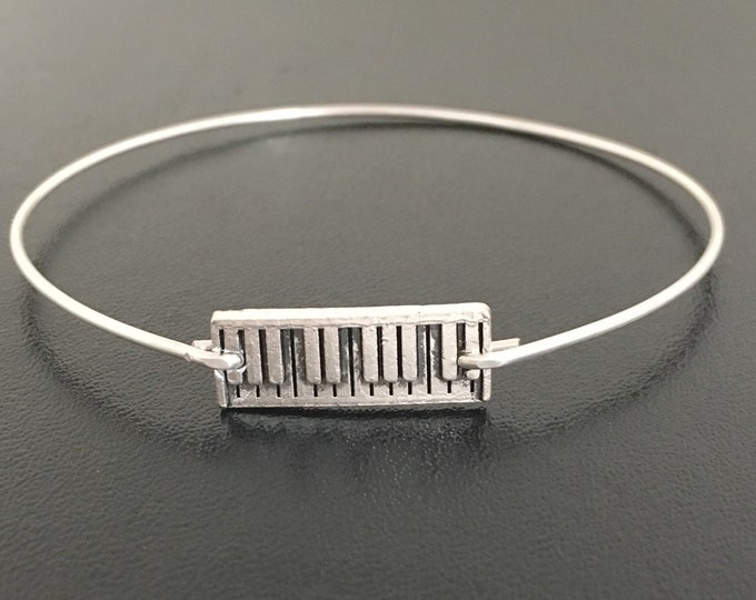 Piano Bracelet Piano Jewelry Music Gift for Piano Teacher Gift for Music Teacher Gift Christmas Piano Gift Piano Player Gift Pianist Student