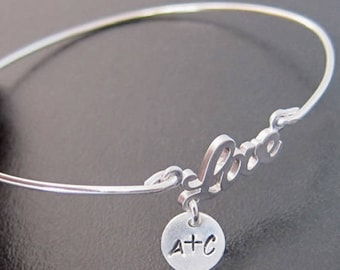 Personalized Gift for Girlfriend, Mother's Day for Girlfriend, Gift for Her Under 30, Personalized Bracelet for Her, Present for Girlfriend