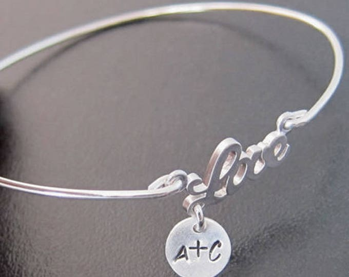 Personalized Gift for Girlfriend, Valentine for Girlfriend, Gift for Her Under 30, Personalized Bracelet for Her, Present for Girlfriend
