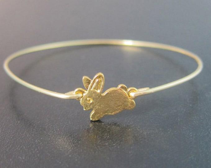 Easter Jewelry Bunny Bracelet, Easter Bracelet, Bunny Jewelry, Easter Gift, Animal Jewelry, Animal Bracelet, Rabbit Bracelet, Rabbit Jewelry