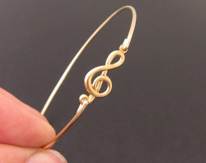 Music Bracelet for Women Music Gift for Her Teacher Student Gift for Music Lover Gift for Musician Gift Idea Music Teacher Christmas Gift