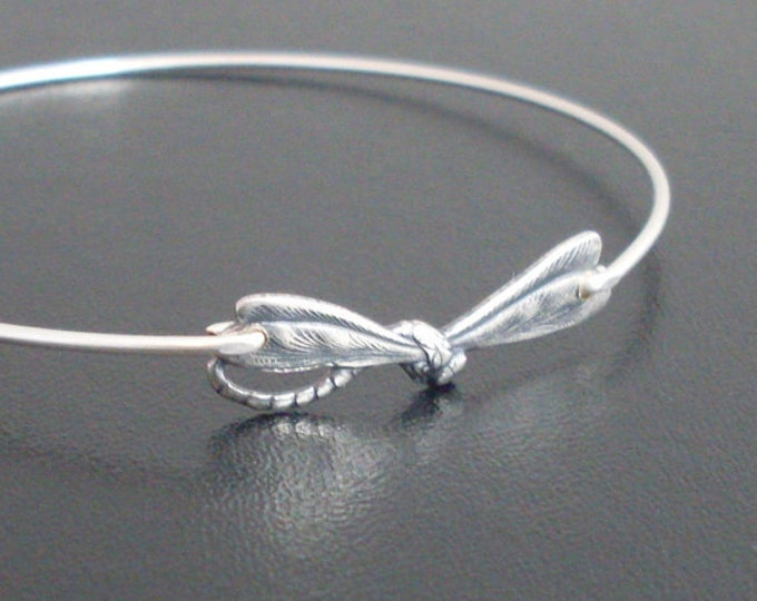 Dragonfly Jewelry Dragonfly Bracelet for Women Nature Gift for Nature Lover Jewelry Naturalist Gift Dragonfly Bangle Bracelet Frosted Willow