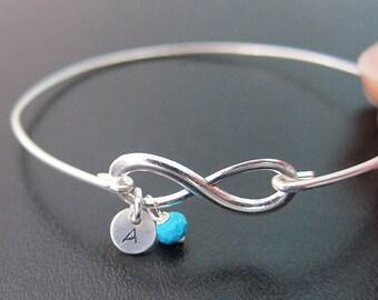 Personalized Birthstone Bracelet, New Mom Gift, New Mom Jewelry, Bracelet with Charms, Mothers Day Gift Idea, Mothers Birthstone Jewelry