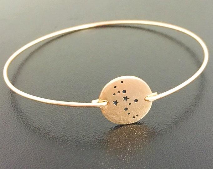 Zodiac Bracelet, Zodiac Sign Jewelry, Zodiac Charm Bracelet, Astrology Bracelet, Astrology Jewelry, Astrological Jewelry, Zodiac Bracelet