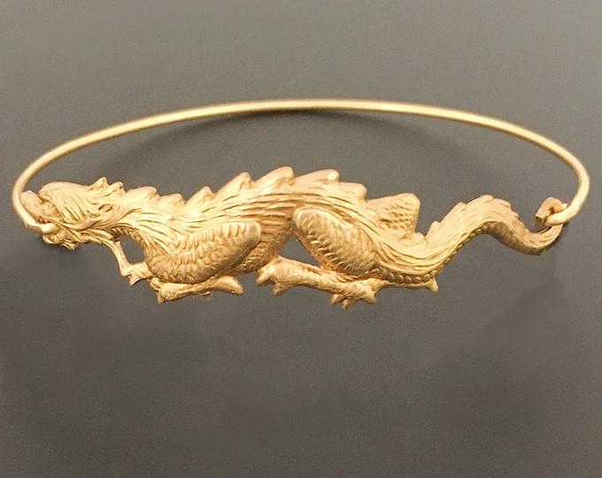 Dragon Bracelet for Women Dragon Jewelry Chinese New Year Bracelet Chinese New Year Gift Chinese Jewelry Theme  Mystical Dragon Lover Gift