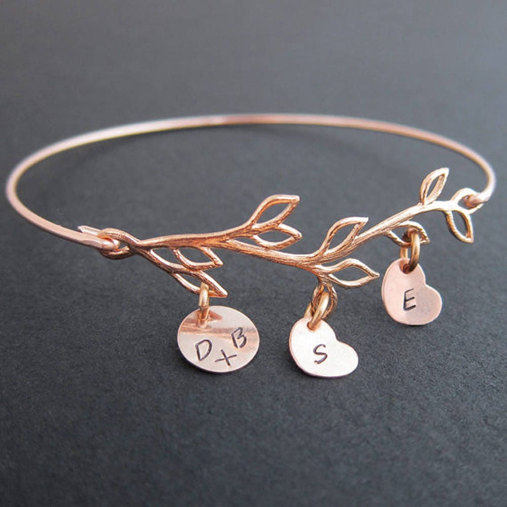 9bfff94ca2d0 Mom Bracelet with Kid Charms