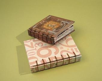 How to Sew the Secret Belgian (Belgium) Binding, e-Tutorial, Handmade Notebook, Handmade Journal, Handmade Guest Book, Book Binding Tutorial