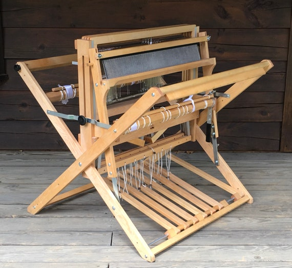 Weaving Loom 4 harness Baby Wolf Loom Schacht Previously   Etsy