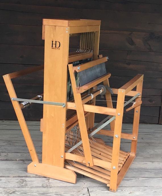 Harrisville Model 22/8: 22 inch 8 Harness 10 Treadle Loom   Etsy