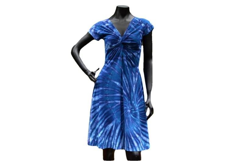 8a6ff4d4d5f1 Tie Dye Summer Dress Festival Clothing Tie dye Dresses