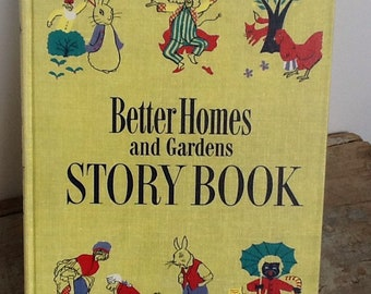 better homes and gardens storybook 1950