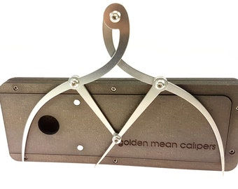 Golden Mean Calipers : Small 12cm / 4.5 inches - Hardboard Case