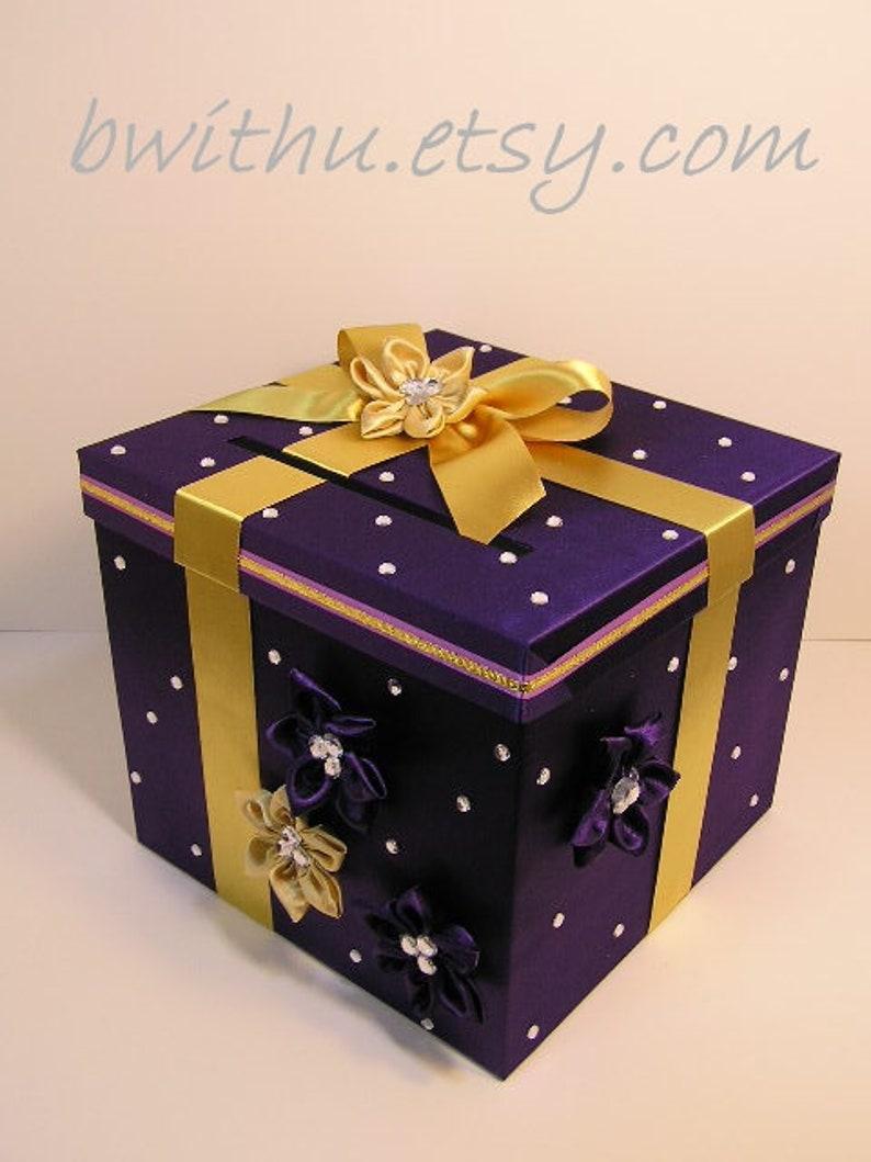 wedding quinceañerasweet 16 card box ivory gift card box