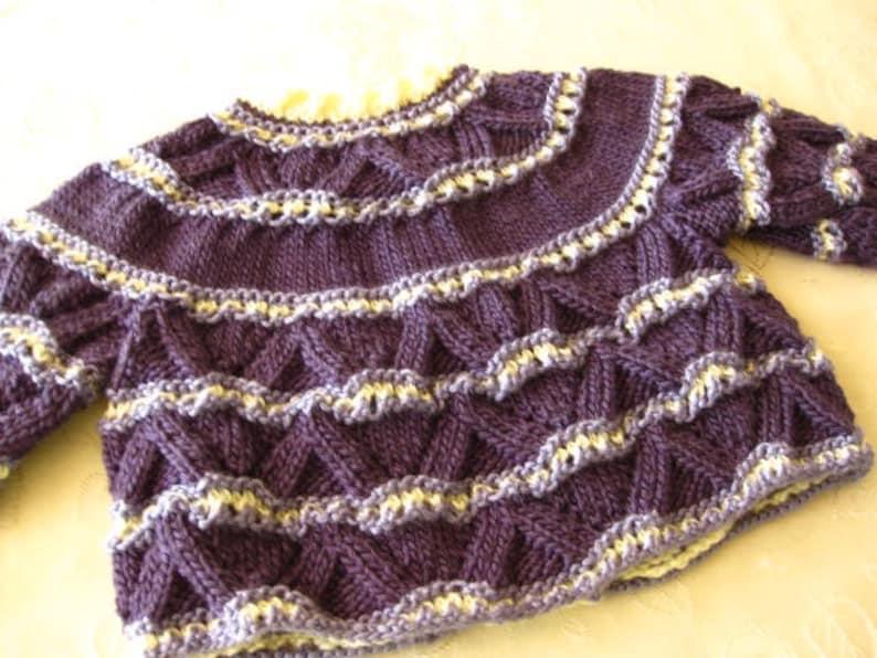 Purple Baby Set 3