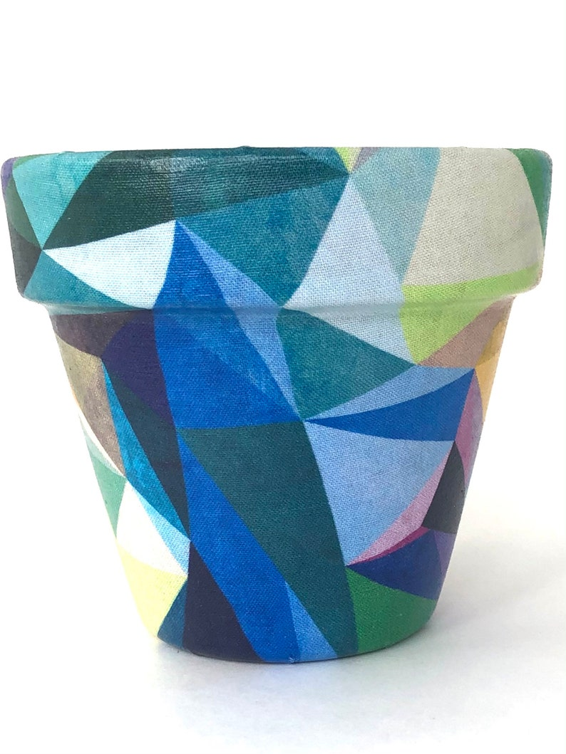 Prism Flower Pot Small