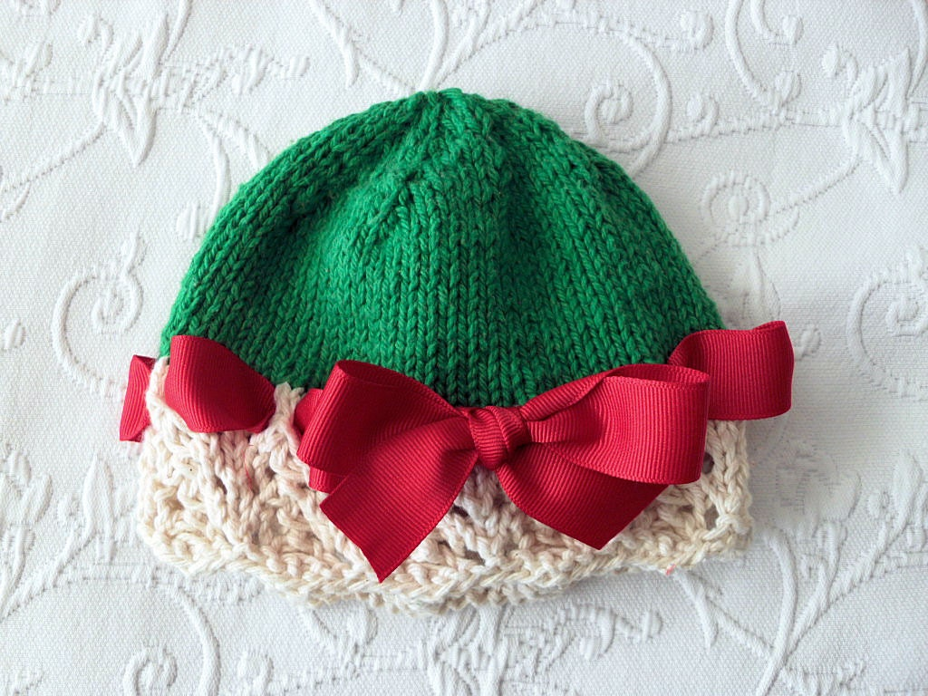 Knitted Hat Pattern Instant Download Baby Hat Pattern Knitting ...
