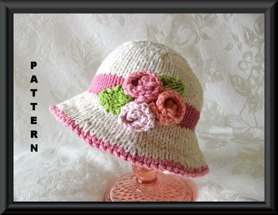 63d03e06ec4 ... get knitted hat pattern baby hat pattern newborn valentine hat etsy  688ba a118b ...