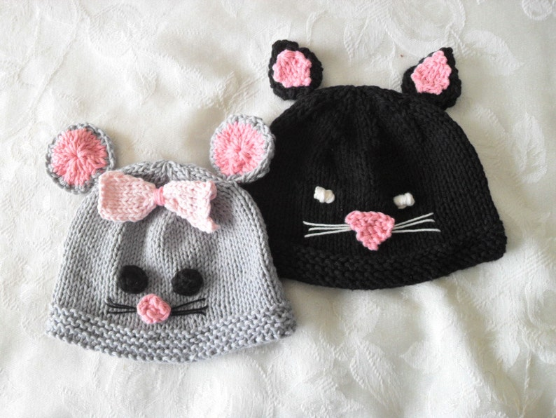 Three Knitting Patterns Discount Bulk Patterns Order Patterns for Three Baby Hats of Your Choice Please READ the ORDER INSTRUCTIONS Below