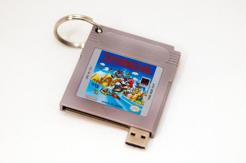 Game Boy USB Flash Drive  Super Mario Land image 0
