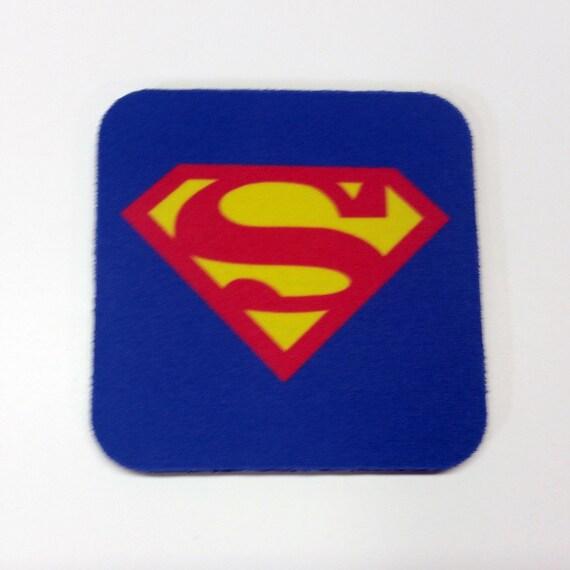 DC Super héros sous-verre