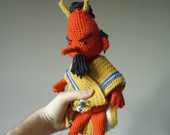 Mandrake amigurumi pattern by Maffers Toys | Crochet toys patterns ... | 270x340