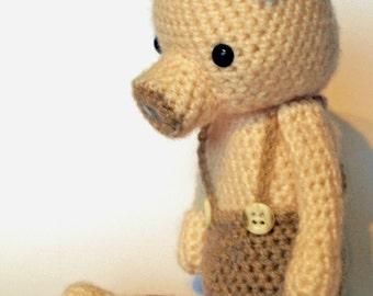 Mandrake - Amigurumi Crochet Pattern (med bilder) | Crochet ... | 270x340