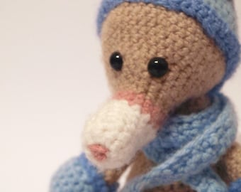 Treves - Amigurumi Crochet Pattern