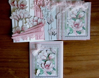 All Occasion Card Kit, Handmade card kit, Thinking of You cards, Get Well, Wedding, Congratulations cards, Retirement cards, Birthday cards