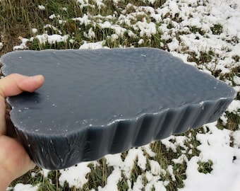 Recycled Candle Wax 7 to 8 lb. block