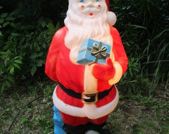 Christmas Blow Molds >> Blow Mold Etsy