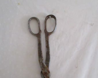 Diamalloy Duluth Tin Snips Forged Scissors Industrial