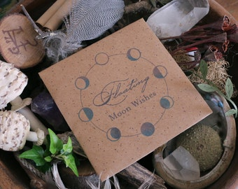 Floating Wish Paper Discounted Moon Wishes Last of Stock