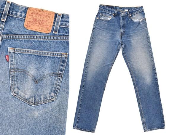Vintage Levis Jeans Levis 505s High Waisted Levi 5