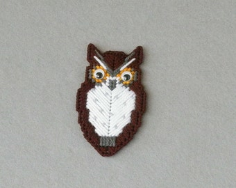 Wise Old Owl Magnet