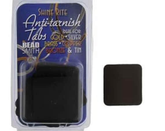 Anti-Tarnish Tabs, Keeps Your Metals Clean While In Storage, Anti-Tarnish Tabs, 50 Anti-Tarnish Tabs