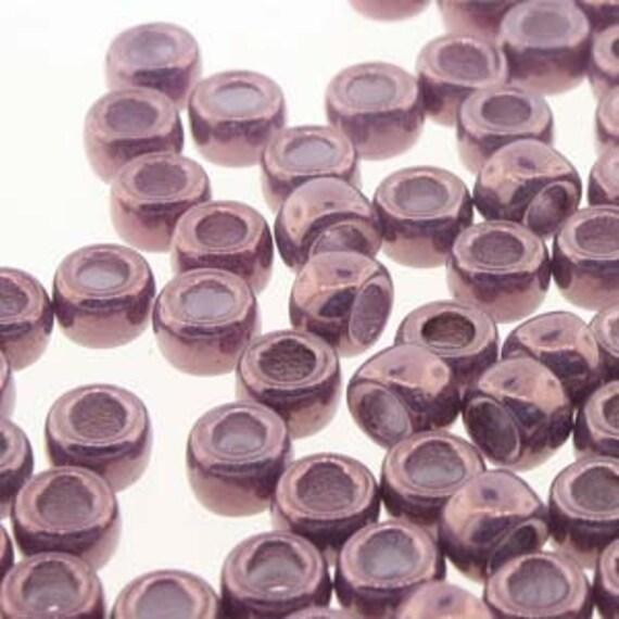 Vega On Chalk Matubo Size 8 Seed Beads, Tubed, 8 Grams