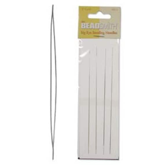 5 Inch Big Eye Needle 4 Pack