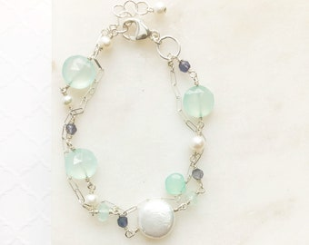 Sanibel  Double Bracelet