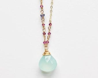 Spring Tide Necklace