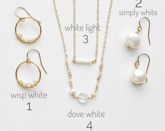 """Mix and Match """"White Collection"""""""