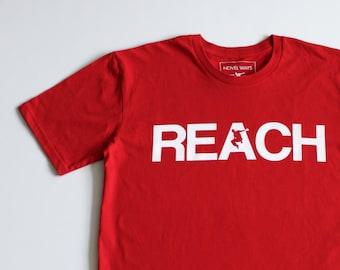 The REACH / ESCAPE Parkour T-Shirt - Red