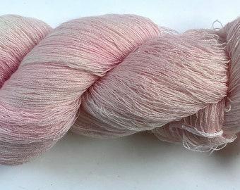 PHX--Kyoko Pink 52/2 merino/cashmere/silk