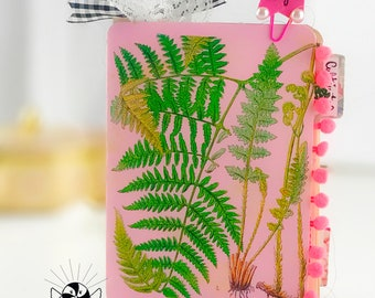 Plant Lady - B6 Traveler's Notebook Insert - Printable Vintage Junk Journal - Perfect for Faith-Based Art Journal, Garden or Prayer Journal