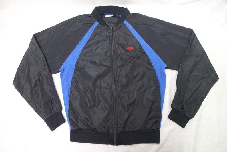 60b165d2f300 Vintage NIKE AIR JORDAN Jacket Original Wings 1st Edition