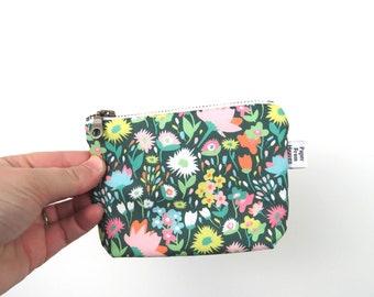 Zipper Pouch ITY-BITY - Spring Day - essential oil bag mini change pouch coin purse Zip Wallet Money Wallet Change Purse
