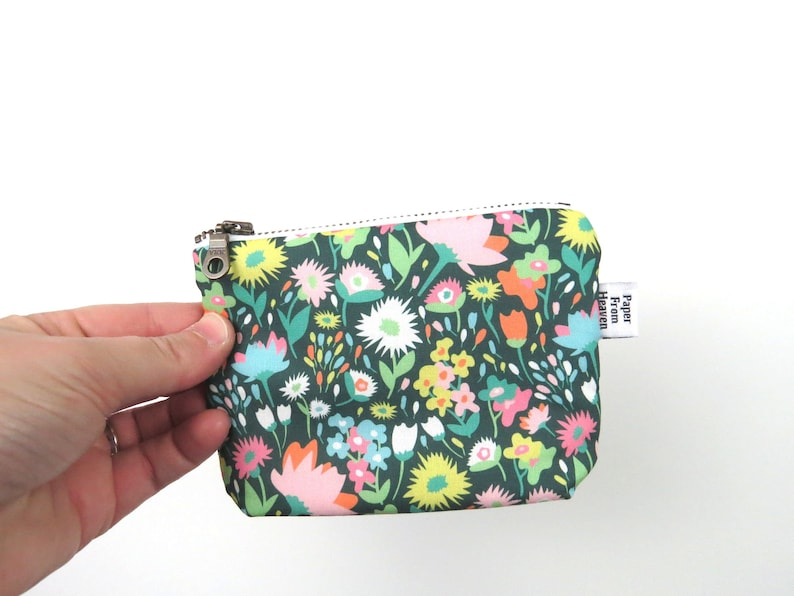 Zipper Pouch ITY-BITY  Spring Day  mini change pouch image 0