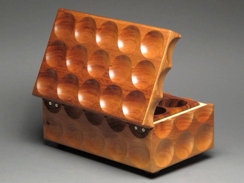 Blackwood Contemporary Jewelry Box image 0