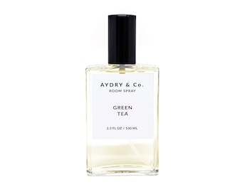 Green Tea Room Spray