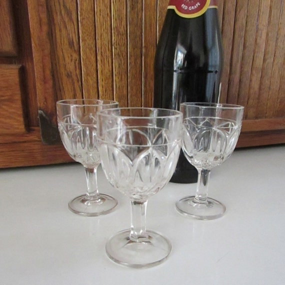 Large Tulip Cordial Glasses Or Small, Small Tulip Glass